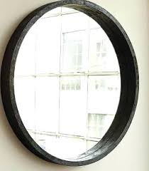 30 inch round mirror monolyth co