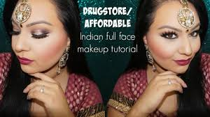 indian face makeup tutorial saubhaya