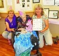 Happy 100th, Dolly! – Grand Forks Gazette