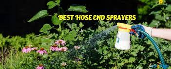 top 10 best hose end sprayers