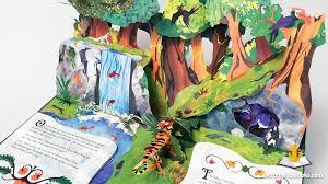 Jungle-Book-Pop-up-book-Matthew-Reinhart-1 - Best Pop-up Books