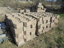 retaining wall blocks 16x6 tan 500