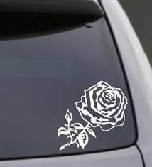 Rose Laptop Sticker Laptopsticker Org