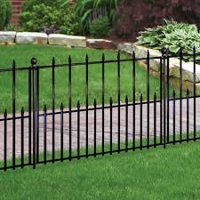 Empire Fences Residential Fencing Aluminum Fence Systems Steel Fence Metal Fence Panels Fence Panels