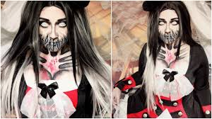 ghost pirate makeup tutorial saubhaya