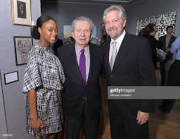 Staci Smith of Bonhams, ARTnews editor and publisher, Milton ...