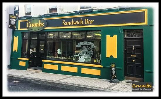 crumbs sandwich bar chipper in carrick on shannon