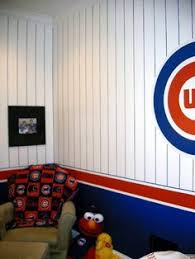 20 Chicago Cubs Wo Man Caves And Rooms Ideas Chicago Cubs Cubs Cubs Room