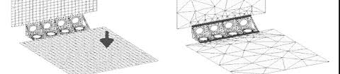 Vibration and stress analysis in the presence of structural uncertainty
