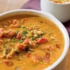 Corn Crab & Crawfish Bisque or Chowder ...