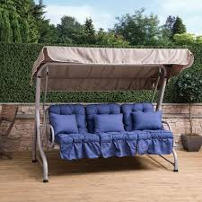 3 seater swing seat with classic