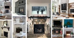 21 best stone fireplace ideas to make