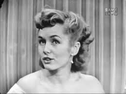 What's My Line? - Ivy Baker Priest; Debbie Reynolds (Aug 29, 1954) - YouTube