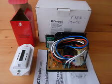 fireplace replacement remote controls