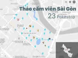 Những địa điểm có nhiều Pokemon nhất tại Việt Nam