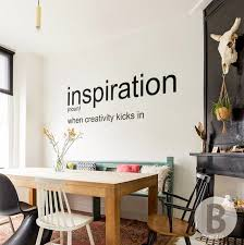 Inspirational Wall Decal Quote Wall Art Quotes For Office Etsy