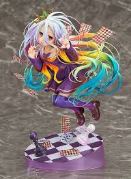 figurine no game no life shiro good