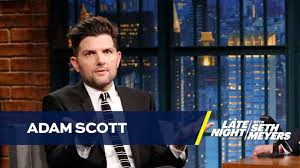 Adam Scott's Kids Are Anti-Trump - YouTube