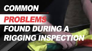 rigging gear inspection