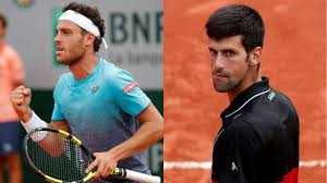 French Open: Novak Djokovic out as Marco Cecchinato wins epic 4-setter to  enter semifinal