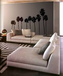 Vinyl Wall Art Decal Socal California Roll Of Palm Trees 7 Ft Tall