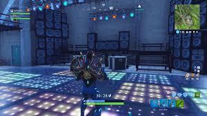 fortnite dance floor widescreen