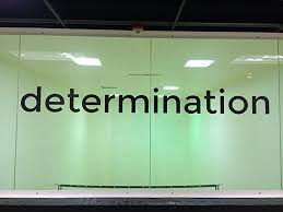 Inspirational Wall Decal Classroom Decor Determination Wall Decal Gym Wall Decal Inspirational Wall Decals Inspirational Decals