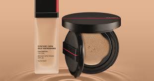 shiseido synchro skin staying