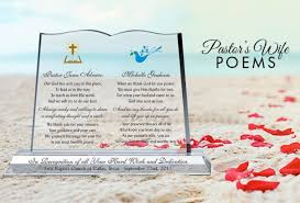 pastor s wife poems pastor gifts