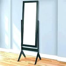 enchanting tall thin wall mirror