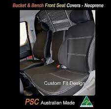 seat cover ford transit front bench