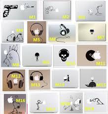Diy Dj Headphones For Macbook Creative Vinyl Decal Sticker Pro Airmac Wish