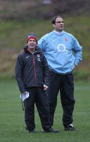 Mike Ford, Martin Johnson - Martin Johnson Photos - England Rugby ...