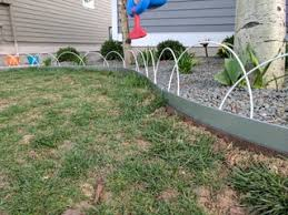 Landscape Garden Border Edge Fence 4 Steps With Pictures Instructables