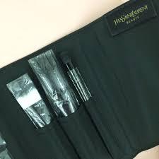 yves saint lau tri fold pouch trio