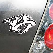 Nashville Predators Auto Emblem
