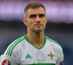 Hearts lining up shock move for Northern Ireland defender Aaron Hughes –  The Scottish Sun