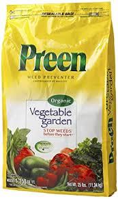 preen 24 63782 vegetable garden weed