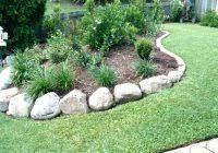 rock garden borders