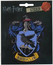 Harry Potter House Of Ravenclaw Logo Peel Off Image Sticker Decal Starbase Atlanta