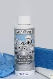 liquid silver plating and polishing kit