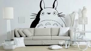 My Neighbor Totoro Home Decor 1920 1080 Decal Wall Art Anime Decor Totoro