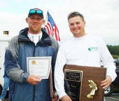 Outdoors: Aaron Walters shares first place in fishing tournament (11/5/09)    Greene County Daily World