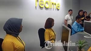 Service Center & Store Realme Resmi Dibuka di WTC Surabaya, Ada ...