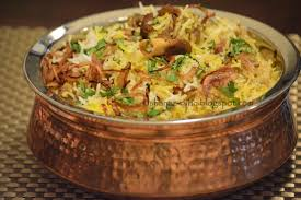 Bhatkali Style Mutton Biryani - Love To Cook