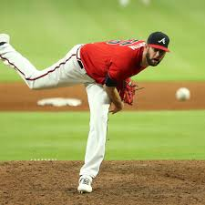 Braves place Chris Martin on injured list with esophageal constriction,  claim Robbie Erlin off waivers - Talking Chop