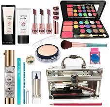 13 piece cosmetic makeup kit with