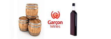 a history of wine bottles garçon