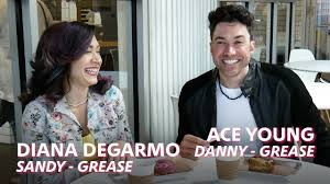 "Diana DeGarmo and Ace Young Talk about Studio Tenn's ""Grease"" 