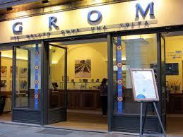 Il mitico gelato Grom cambia strategia e chiude molti negozi ...